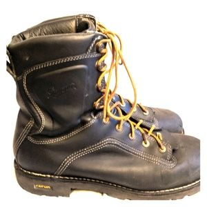 Danner Quarry work boots